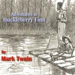 Huckleberry Finn Cover Art