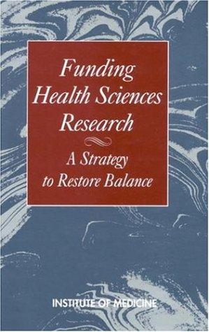 Download Funding health sciences research