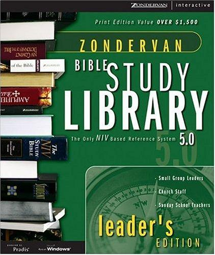 Download Zondervan Bible Study Library
