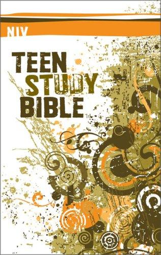Teen Study Bible Revision
