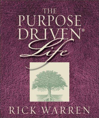 The Purpose-Driven Life (MINIATURE EDITION)