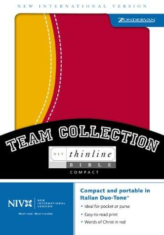 NIV Compact Thinline Team Collection by