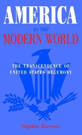 Download America in the modern world