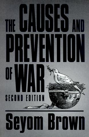 Download The causes and prevention of war