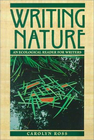 Download Writing Nature