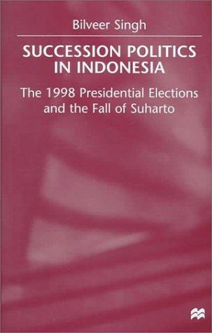 Download Succession Politics in Indonesia