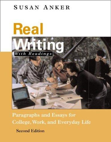 Real Writing