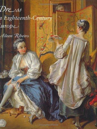 Download Dress in eighteenth-century Europe, 1715-1789