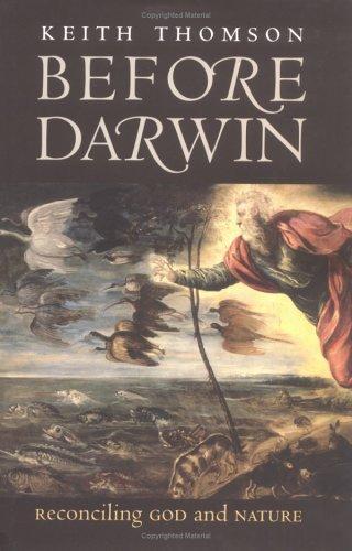 Before Darwin