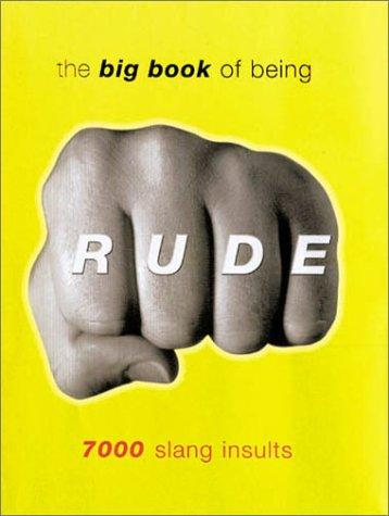 Download The big book of being rude