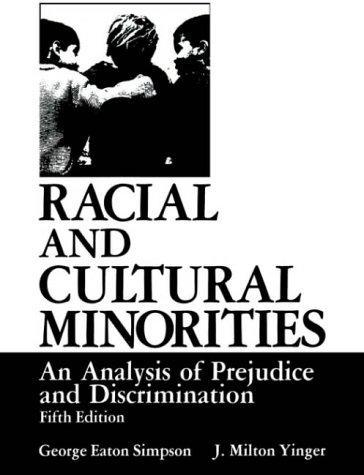 Download Racial and cultural minorities