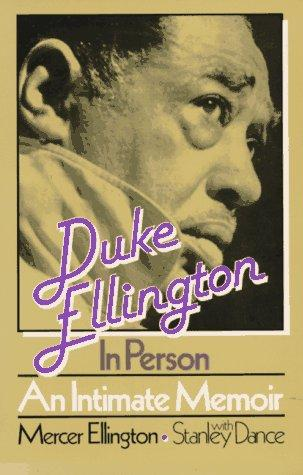 Duke Ellington in person