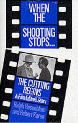 Download When the shooting stops, the cutting begins
