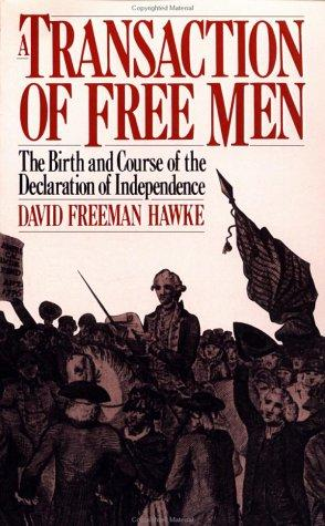 Download A transaction of free men