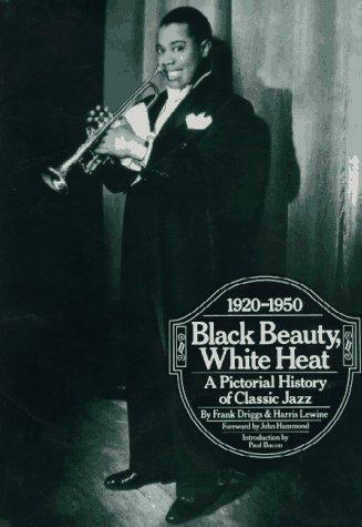 Black beauty, white heat