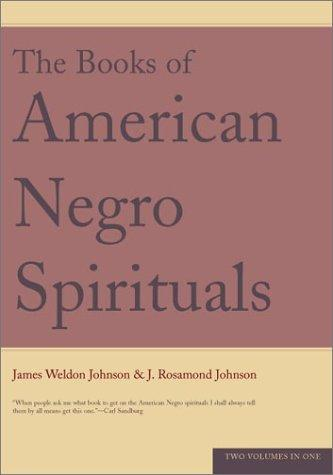 Download THE BOOKS OF AMERICAN NEGRO SPIRITUALS