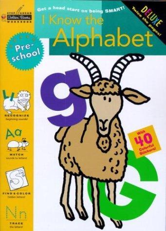 Download I Know the Alphabet (Preschool) (Step Ahead)