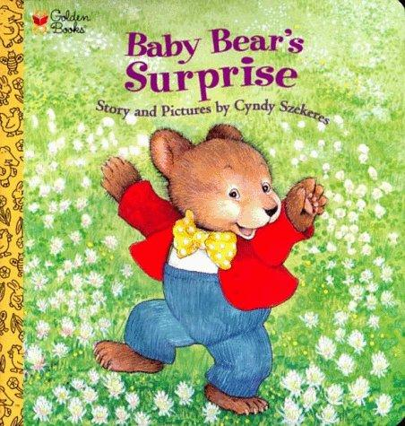 Baby Bear's surprise