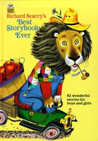 Download Richard Scarry's Best Storybook Ever!