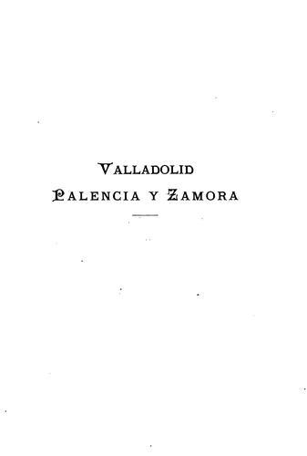 Download Valladolid, Palencia y Zamora