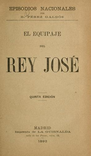 Download El equipaje del rey José.