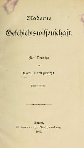 Download Moderne Geschichtswissenschaft.