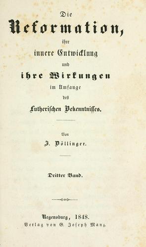 Download Die reformation