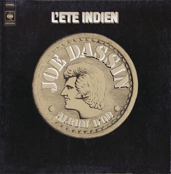 Release L Ete Indien Album D Or By Joe Dassin Cover Art Musicbrainz