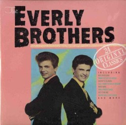 The Everly Brothers - The Price of Love