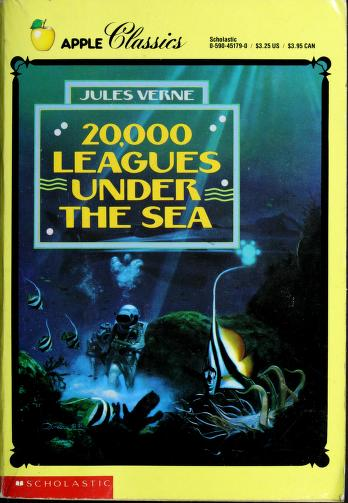 Cover of: 20000 Leagues Under the Sea   Jules Verne