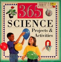 365 science projects & activities by Phyllis Jean Perry