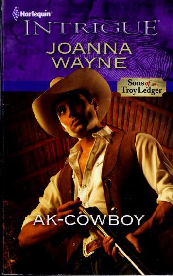 Cover of: AK-cowboy | Joanna Wayne