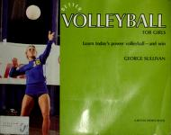 Cover of: Better Volleyball for Girls | George Sullivan