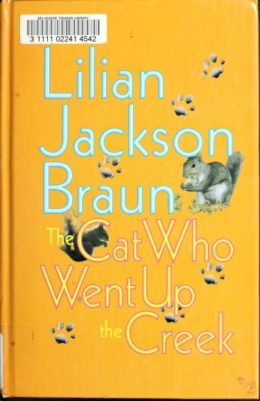 The cat who went up the creek by Jean Little
