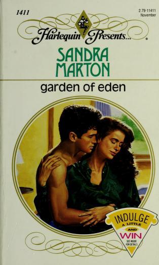 Cover of: Garden of Eden   Sandra Marton