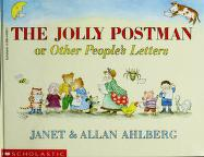 Cover of: Jolly Postman | Ahlberg