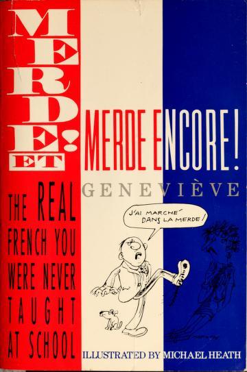 Cover of: Merde Encore! | Geneviève.