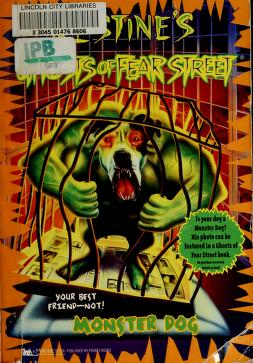 Cover of: Monster dog | Rick Surmacz