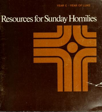 Cover of: Resources for Sunday Homilies | edited by National Liturgical Office.