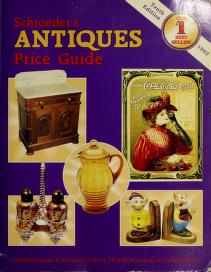Cover of: Schroeder's Antiques Price Guide 1992 | Collector Books