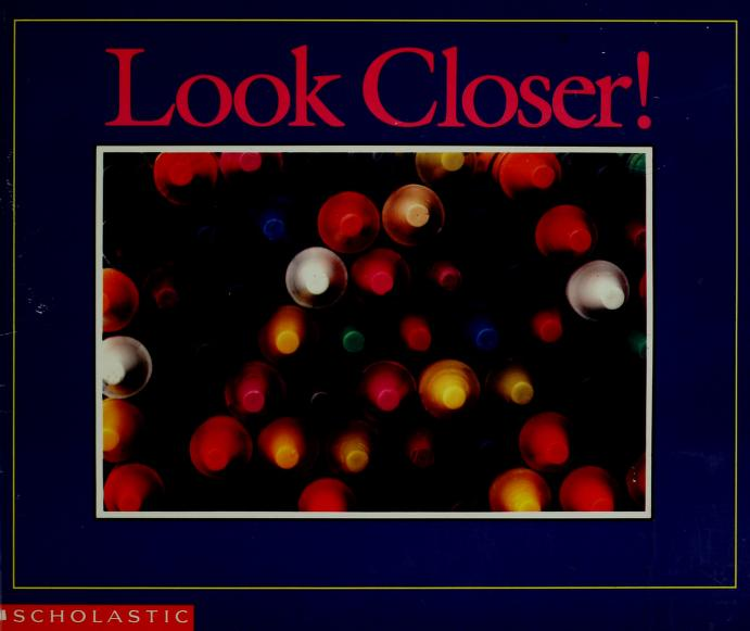 Look Closer! by