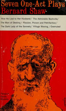 Seven plays by George Bernard Shaw