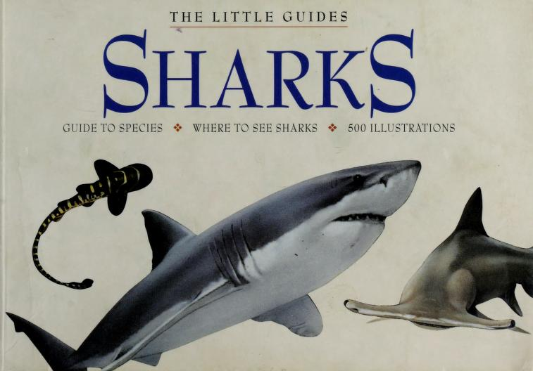 Sharks (Little Guides (San Francisco, Calif.).) by Leighton R. Taylor