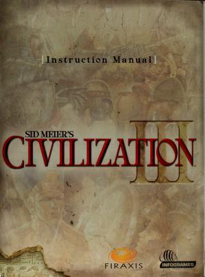 Cover of: Sid Meier's civilization III | Sid Meier