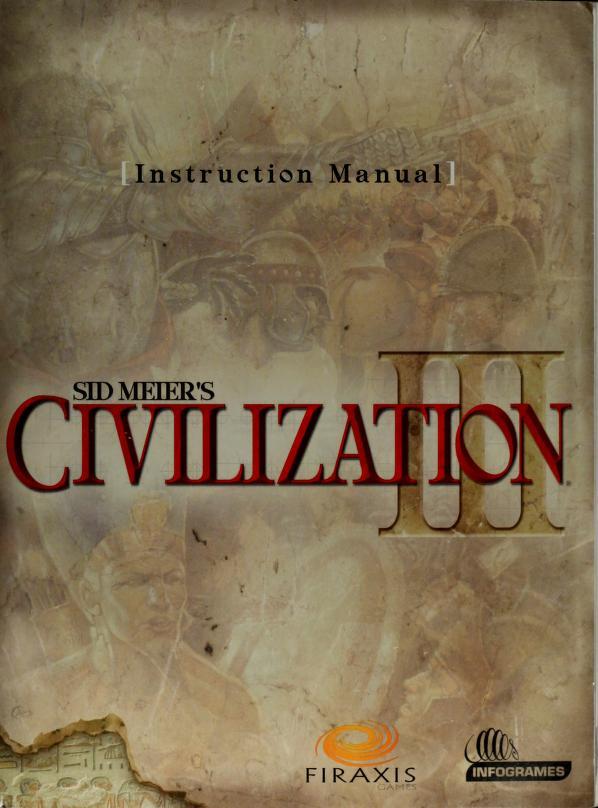 Sid Meier's civilization III by Sid Meier