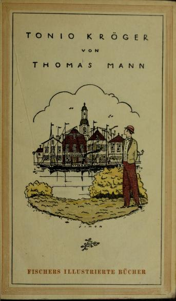 Cover of: Tonio Kröger | Thomas Mann