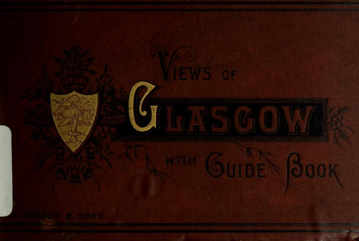 Tourist's guide to Glasgow by