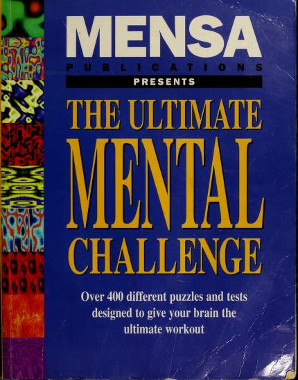 Ultimate Mental Challenge by Mensa