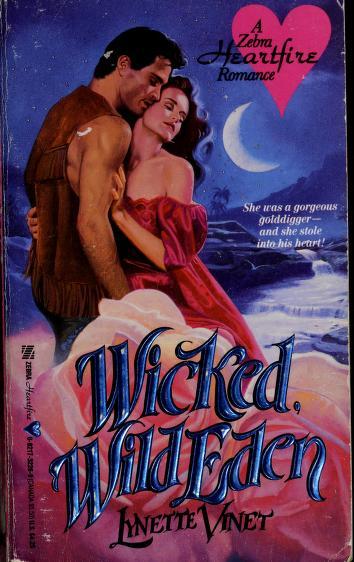 Cover of: Wicked, Wild Eden   L. Vinet