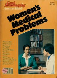 Cover of: Women's medical problems   Mona M. Shangold